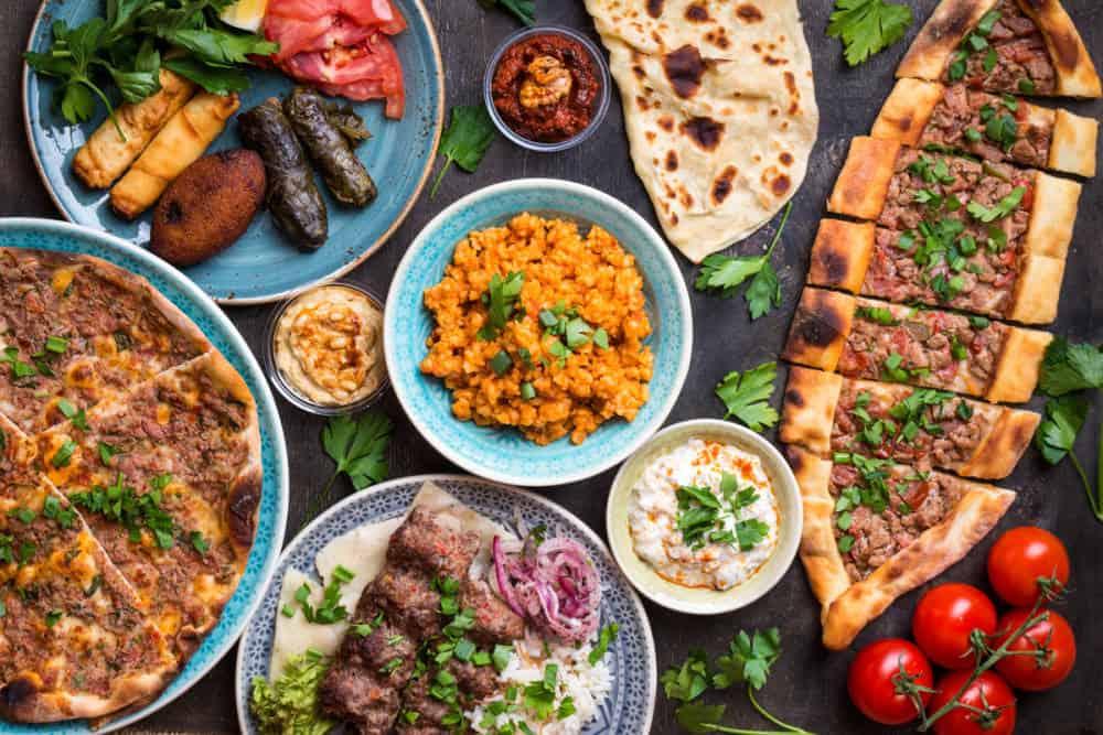 Koch- und Genussevent der türkischen Landesküche