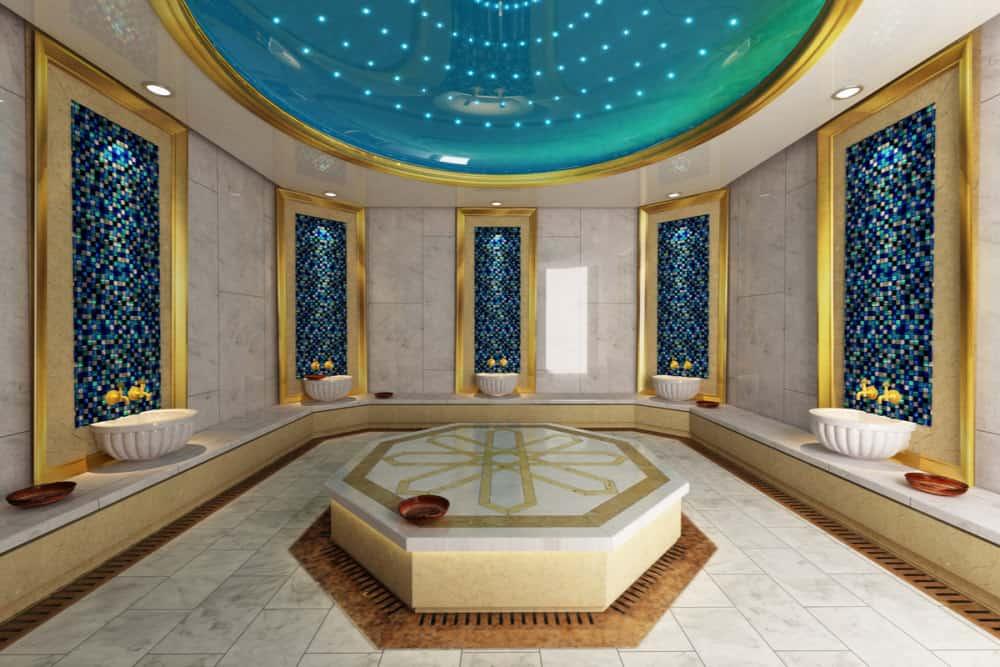 Spa und Massagen in einem türkischen Hamam